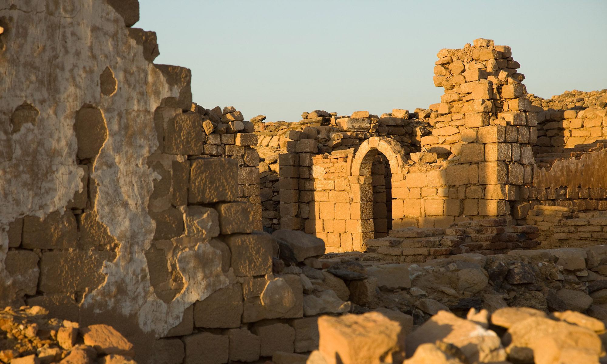 Nubian Monasteries